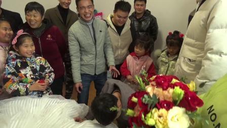 蔡德雨和黎江梅结婚纪念
