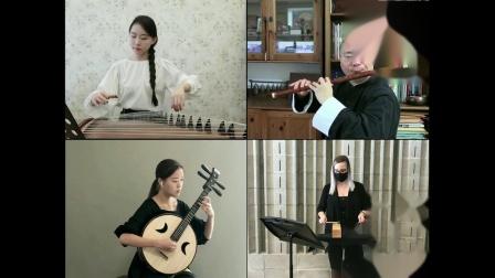 佛上殿  --陈  涛 编配  巴德中乐团演奏
