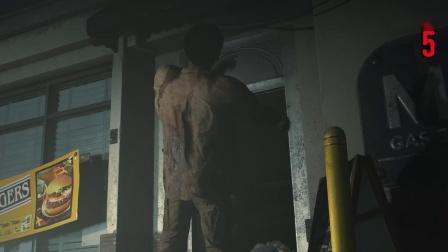 生化危机2重置版 Resident Evil 2 Remake BODY COUNT (Leon A Scenario)