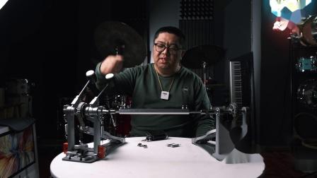 年轻人的第一副双踩 MES P-4000D双踩评测视频-鼓左言右节目组出品