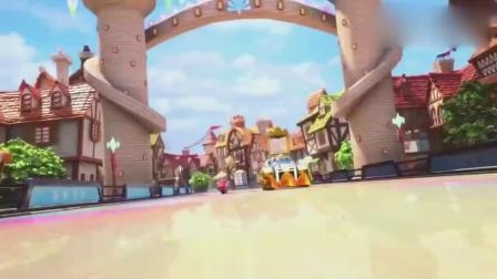 猪猪侠:用卑鄙的手段,赢得了比赛,真是不害臊吗?