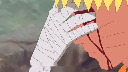 火影忍者:鸣人开启轮回眼瞬秒一式