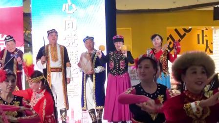 《庆祝建党100周年》民族舞蹈 洛阳市 优秀节目海选