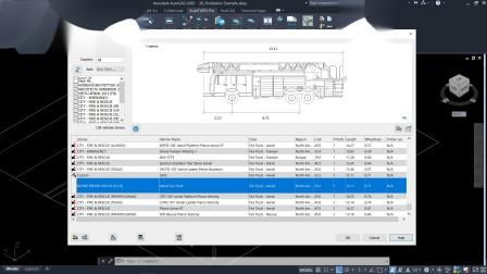 20_AutoTURN系列教程--3D跟踪点的仿真