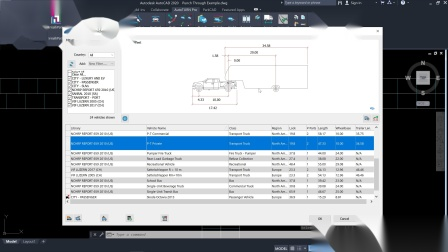 21_AutoTURN系列教程--冲突断面分析