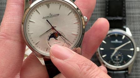 大V腕表 GF厂积家月相大师腕表!正装典范的超薄积家月相大师!