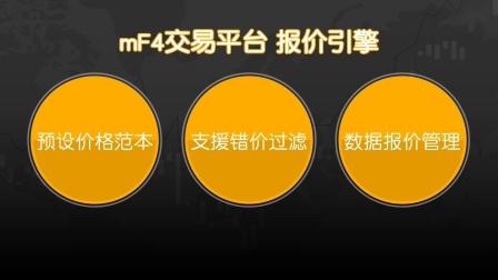 mF4交易系统 报价引擎 | 移动财经m-FINANCE