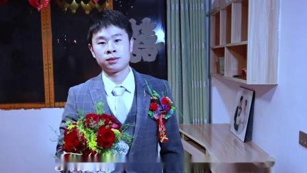 拔山甜蜜蜜婚礼 2021年正月初7  成  旺& 张  钦 喜结良缘 婚礼花絮