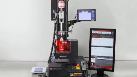 英斯特朗依据ISO 11608-5设计的自动注射器测试系统