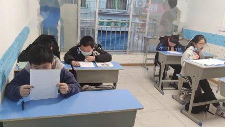 3.23日级阅读训练