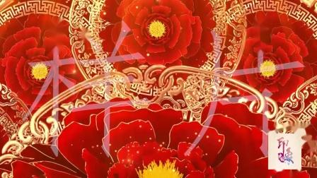 少儿舞蹈《送你一支玫瑰花》LED背景视频YXZG2021032302