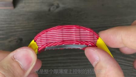 匠客表阁手表测评:理查德米勒RM35-02红魔定制NTPT(番茄炒鸡蛋)黄色胶带
