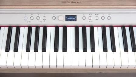 """[中字 ]""""将钢琴连接至移动设备"""" RP701/F701电钢琴 快速入门指南 #02"""