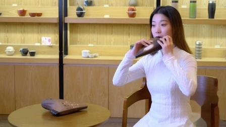 陶笛演奏:《历史的天空》- 赵方