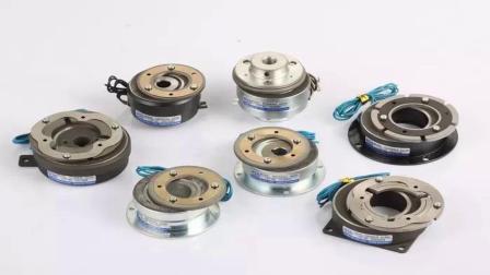 电磁制动器选型实物安装参考
