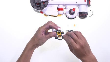 E-537_八方全能游戏摇杆 组装步骤