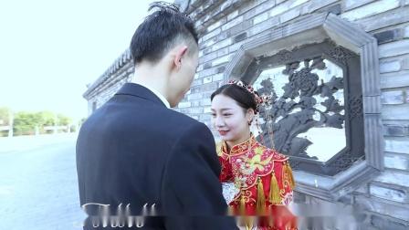 拔山甜蜜蜜婚礼2021年正月初10 叶伟东&毛玉玲 喜结良缘 婚礼花絮