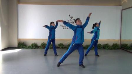 2021年新密市推出健身舞蹈《玛尼情歌》