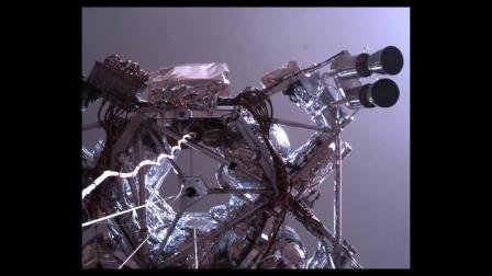 毅力号火星探测器登陆火星的精彩瞬间 | 安全着陆