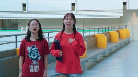 詹姆斯库克大学新加坡校区的中国留学生共同唱响《我和2035有个约》