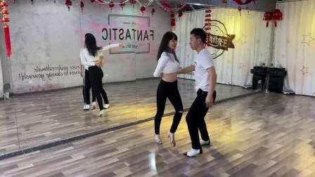 王亮&伊伊salsa初中级
