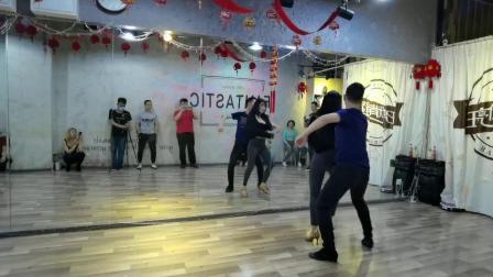 王亮&小米 bachata作品班