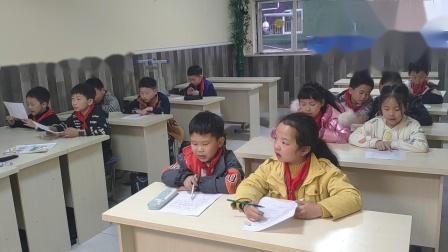 3.25日二年级阅读和数学训练