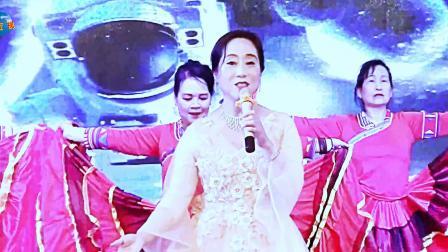 现代诗歌传媒湖南艺术团2021迎新春联谊会(中国梦)