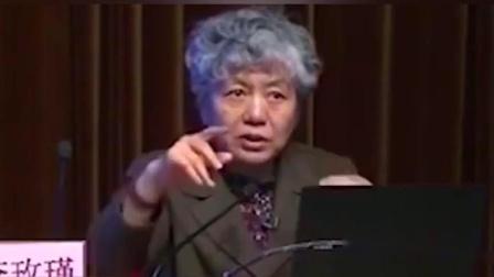李玫瑾教授 育儿知识 好妈妈都不会忽略孩子这方面的培养,你做到了吗