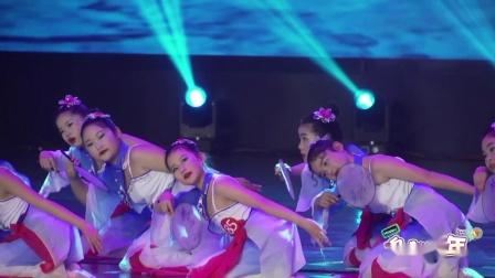"""江西省""""追梦少年""""少儿舞蹈大赛《雨中花》---勇卓舞蹈教育集团"""