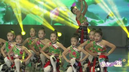 """江西省""""追梦少年""""少儿舞蹈大赛《走在山水间》---勇卓舞蹈教育集团"""