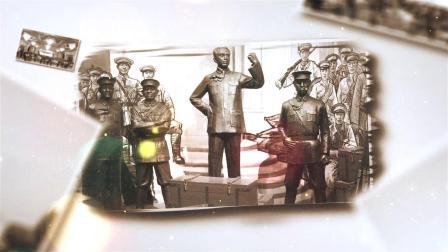 AE906 复古风格历史时间线党政宣传片AE模板