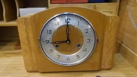 北京修理老座钟修理三五牌座钟