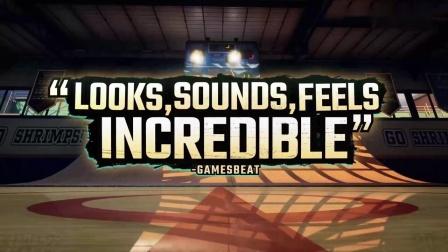 PS5《托尼霍克职业滑板1+2:重制版》预告片