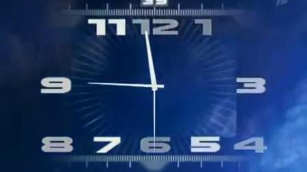 俄罗斯第一频道时钟(2000.10.1-2010.12.31)