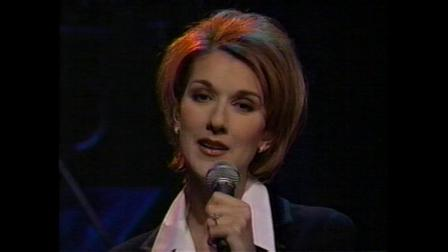 【CelineCN】独家 Celine Dion - Because You Loved Me @  Jay Leno 1996