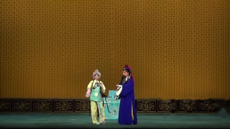 京剧《游龙戏凤》北京京剧院张凯,朱虹.MP4
