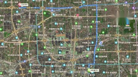 【14928】北京公交POV V25.1 144路全程POV 城南嘉园北-岳家楼桥