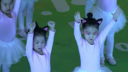 幼儿舞蹈.可爱颂.展翔幼儿园表演