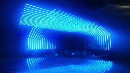 MADRIX5 3中文视频教程Saboon room酒吧现场效果展示