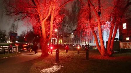 Lumo Light Festival Oulu 2019 720p