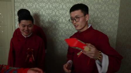 张金浩婚礼录像