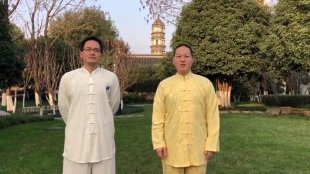 杨氏太极拳85式用法全集(三)