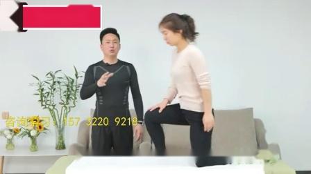 郭占青讲解:经常这样做的女人,你的骨盆会前倾,端正体态拥有健康好身材