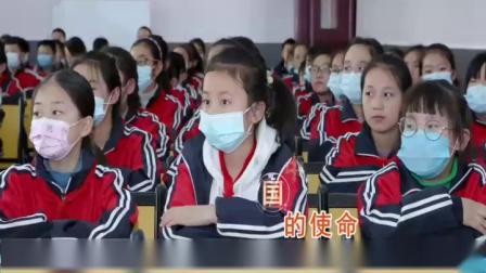 禁毒防毒记心中——文水天龙救援队走进校园纪实_2021329211649