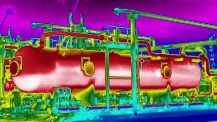 新型GF77气体泄漏可视化检测用红外热像仪