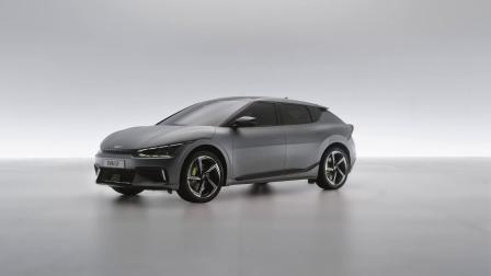 #起亚 全球全新车型#EV6 , 全新设计理念Opposites United(对立统一)打造魅力外观,未来电动美好出行空间,与你共创!