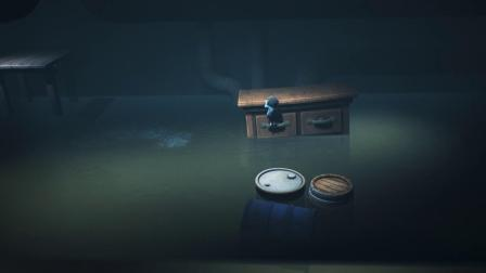 【舍长制造】潜伏在水中的杀手—小小梦魇DLC 01