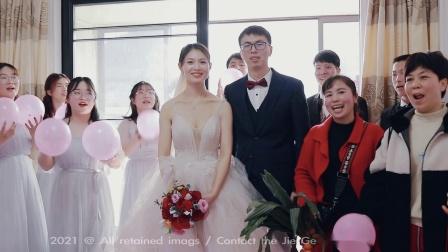 杰哥婚礼影像出品wedding 临海婚礼212.4mv 台州结婚录像 热闹结婚视频