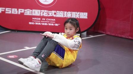 2020FSBP全国青少年儿童花式篮球考级第一届集锦